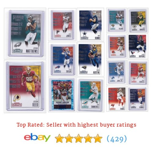 Football Cards Items in Denny's Sports Cards store #ebay @dennysportscard  #ebay #PromoteEbay #PictureVideo @SharePicVideo