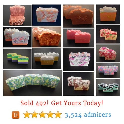 Soaps Etsy shop #soap #etsy @butterfliessoap  #etsy #PromoteEtsy #PictureVideo @SharePicVideo