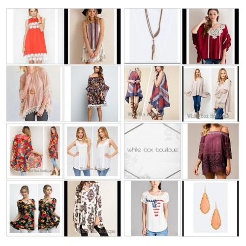 White box boutique's Closet @normankay_ https://www.SharePicVideo.com/?ref=PostPicVideoToTwitter-normankay_ #socialselling #PromoteStore #PictureVideo @SharePicVideo
