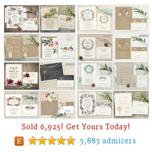 FLORAL BOHO WEDDINGS Etsy shop #floralbohowedding #etsy @sandybuckley  #etsy #PromoteEtsy #PictureVideo @SharePicVideo