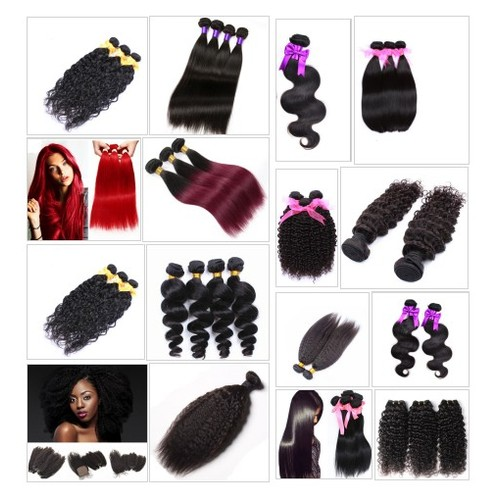 Virgin Hair Indian Remy #shopify @myallureofhair  #socialselling #PromoteStore #PictureVideo @SharePicVideo