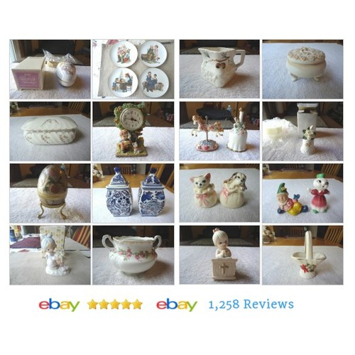 Always Free Shipping At Foster Web Store ! #Vintage #Ceramics #COLLECTIBLEs #ebay #PromoteEbay #PictureVideo @SharePicVideo