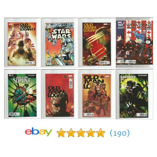Marvel Items in toothpickcomics101 store #ebay https://www.SharePicVideo.com/?ref=PostPicVideoToTwitter-toothpickcomics #ebay #PromoteEbay #PictureVideo @SharePicVideo