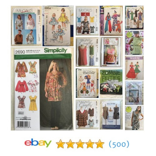 Patterns Items in sweetwoodruffs store #ebay @swoodruffs  #ebay #PromoteEbay #PictureVideo @SharePicVideo