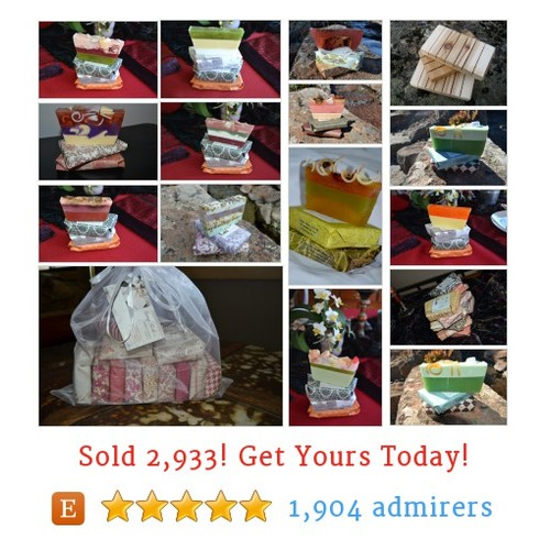 Handmade Luxury Soaps Etsy shop #etsy #PromoteEtsy #PictureVideo @SharePicVideo