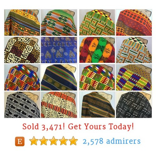 Other African Fabric Etsy shop #etsy @morelovemama  #etsy #PromoteEtsy #PictureVideo @SharePicVideo