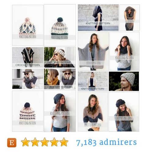 Women's F/W Patterns #etsy shop #womensf #wpattern @alexitavel  #etsy #PromoteEtsy #PictureVideo @SharePicVideo