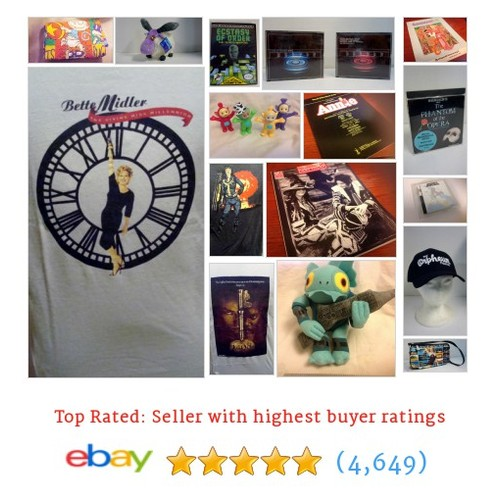 Entertainment Memorabilia Items in Boris Basement store #ebay @borisbasement  #ebay #PromoteEbay #PictureVideo @SharePicVideo