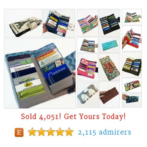 Credit Card Holders Etsy shop #etsy @vtgfabricfinds  #etsy #PromoteEtsy #PictureVideo @SharePicVideo