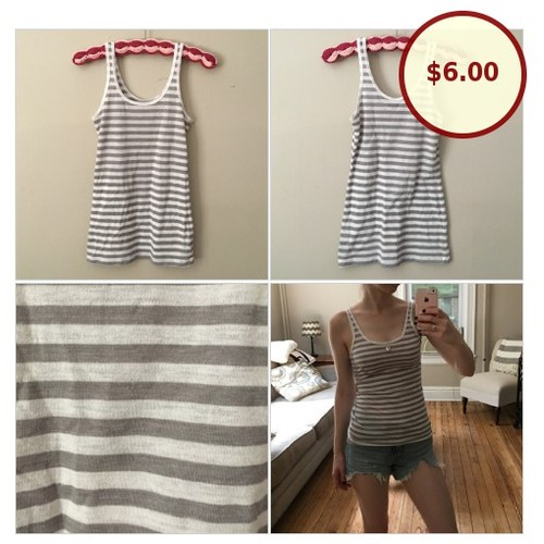 ❄️Welcome Winter❄️Aerie Stripe Soft Tank @poshpulchritude https://www.SharePicVideo.com/?ref=PostPicVideoToTwitter-poshpulchritude #socialselling #PromoteStore #PictureVideo @SharePicVideo