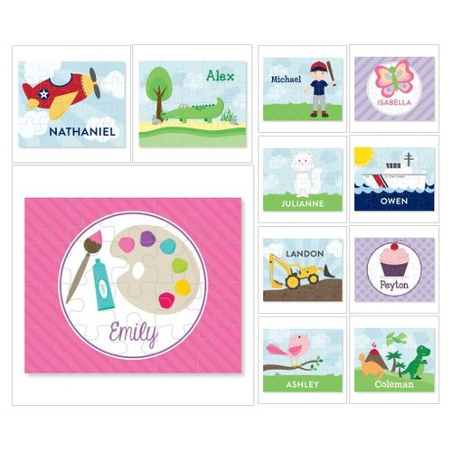 Personalized Puzzles for Kids @tickled_peach  #socialselling #PromoteStore #PictureVideo @SharePicVideo