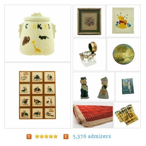 Great Vintage Shopping at Plums and Honey Vintage Online Shopping #homedecor #gotvintage #RT #etsy #PromoteEtsy #PictureVideo @SharePicVideo