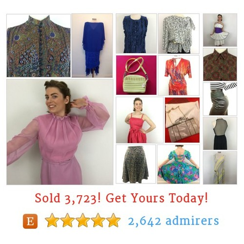 1980s Etsy shop #etsy @_secondhandrose  #etsy #PromoteEtsy #PictureVideo @SharePicVideo
