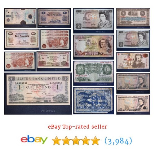 BANKNOTES Items in PM Coin Shop store ! #ebay @pmcoinshop  #ebay #PromoteEbay #PictureVideo @SharePicVideo