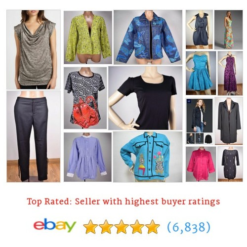 Womens Clothing/Items Great deals from Ruthie's Designers Deals #ebay @dealsatruthies  #ebay #PromoteEbay #PictureVideo @SharePicVideo