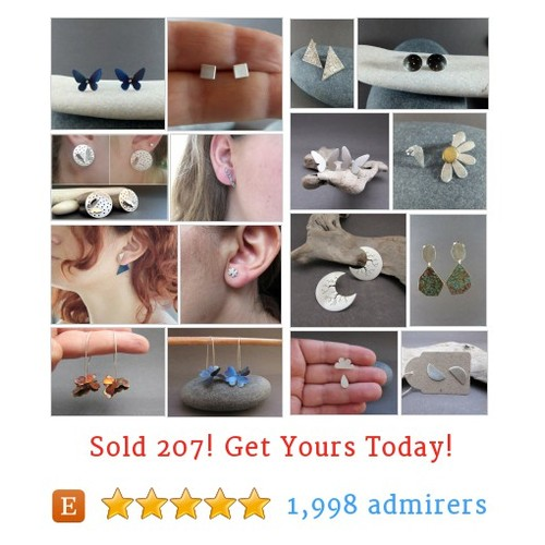 Earrings Etsy shop #etsy @spoontales https://www.SharePicVideo.com/?ref=PostPicVideoToTwitter-spoontales #etsy #PromoteEtsy #PictureVideo @SharePicVideo