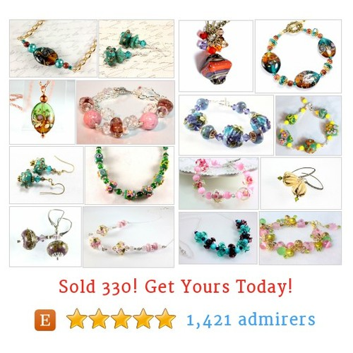 Lampwork Designs Etsy shop #lampworkdesign #etsy @crystal_fantasy  #etsy #PromoteEtsy #PictureVideo @SharePicVideo