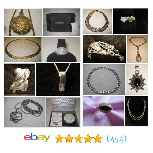 Jewelry Items in Attic of Treasures 2007 store #ebay @atticoftreasure  #ebay #PromoteEbay #PictureVideo @SharePicVideo