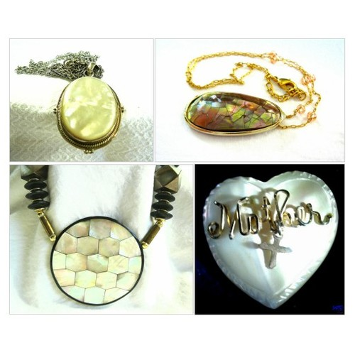 Love Mother Of Pearl Jewelry - Sylvia Cameojewels on Etsy #integritytt #etsyspecial #share #etsy #PromoteEtsy #PictureVideo @SharePicVideo