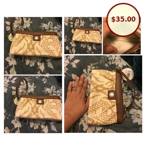 Selling Spartina New wristlet @ceceswann https://www.SharePicVideo.com/?ref=PostPicVideoToTwitter-ceceswann #socialselling #PromoteStore #PictureVideo @SharePicVideo