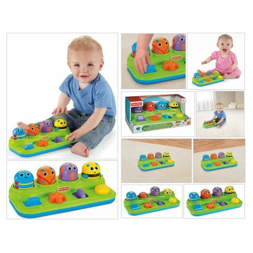 #Fisher#-Price #Brilliant #Basics #Boppin# Activity# Bugs #socialselling #PromoteStore #PictureVideo @SharePicVideo