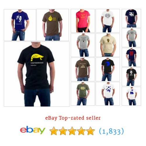 T-Shirts Items in The Generic Logo Company store ! #ebay @genericlogoco  #ebay #PromoteEbay #PictureVideo @SharePicVideo
