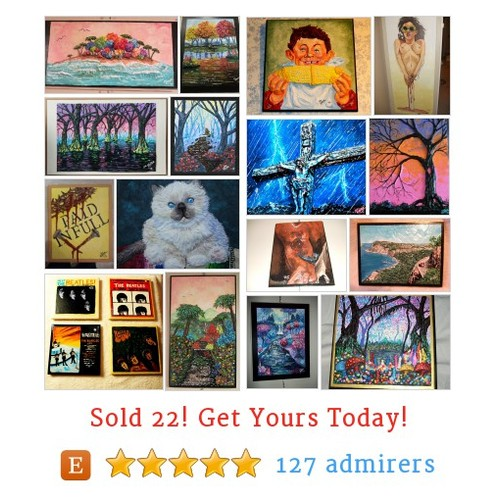 Art, Unique, Gifts Etsy shop #art #gift #unique #etsy @jkopler  #etsy #PromoteEtsy #PictureVideo @SharePicVideo