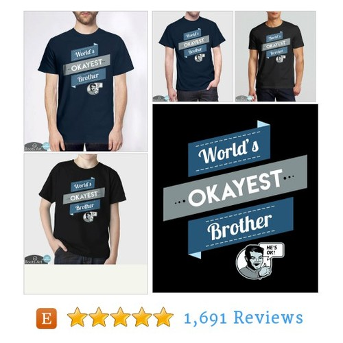 Funny Brother Gift for Brother | TShirt | #etsy @bootstees  #etsy #PromoteEtsy #PictureVideo @SharePicVideo