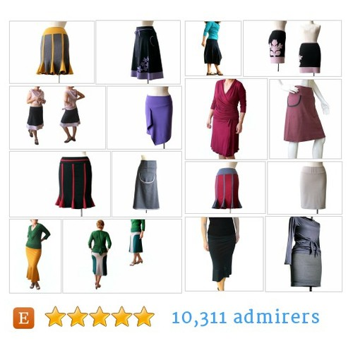 A line / Pencil skirts #etsy shop #aline #pencilskirt @tasifashion  #etsy #PromoteEtsy #PictureVideo @SharePicVideo
