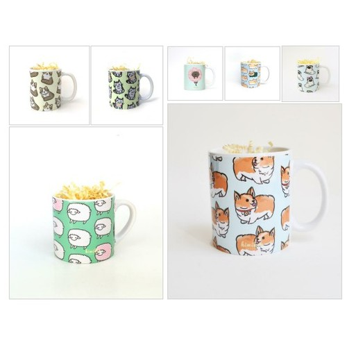 MUGS @kiwihendesign  #socialselling #PromoteStore #PictureVideo @SharePicVideo