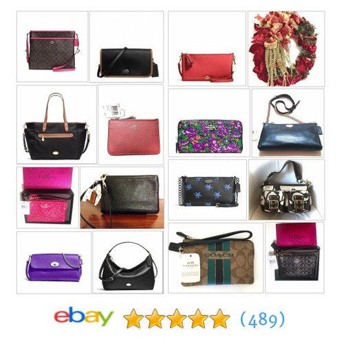 Coach Wallets & Accessories Great deals from Sandy's Purse Boutique  @sandynewhart #ebay  #ebay #PromoteEbay #PictureVideo @SharePicVideo