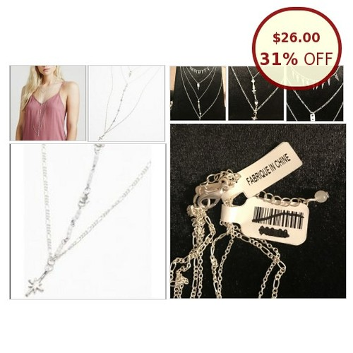 Free People silver waterfall necklace @jilbernstein https://www.SharePicVideo.com/?ref=PostPicVideoToTwitter-jilbernstein #socialselling #PromoteStore #PictureVideo @SharePicVideo