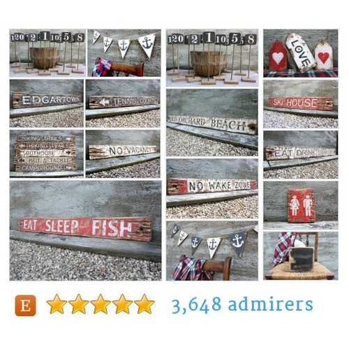 Rustic Signs & Vintage by TheUnpolishedBarn #etsy shop @unpolishedme  #etsy #PromoteEtsy #PictureVideo @SharePicVideo