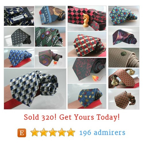 Vintage Neckties Etsy shop #etsy @vsatelier  #etsy #PromoteEtsy #PictureVideo @SharePicVideo