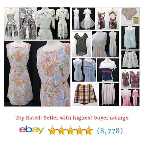 Vintage Womens Clothing Items in Sweetness Vintage store #ebay @sweetnessvtg  #ebay #PromoteEbay #PictureVideo @SharePicVideo