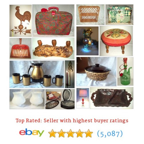 HOUSEWARES & HOUSEHOLD Great deals @retrospidycents   #ebay  #ebay #PromoteEbay #PictureVideo @SharePicVideo