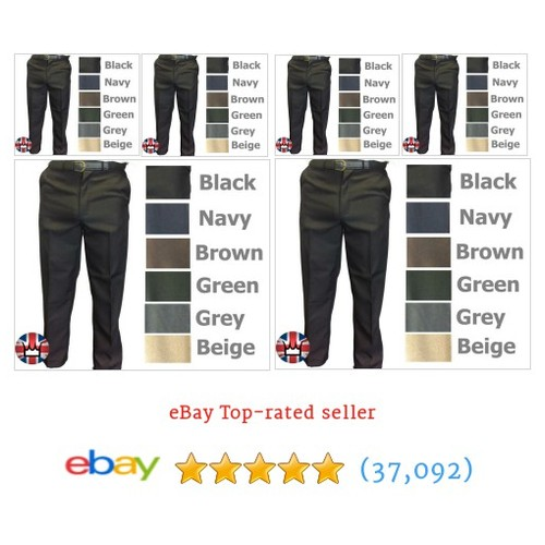 WWK Mens Trousers Formal Smart Pants Security Wear Work Clothing Big #ebay @workwearking https://www.SharePicVideo.com/?ref=PostPicVideoToTwitter-workwearking #etsy #PromoteEbay #PictureVideo @SharePicVideo