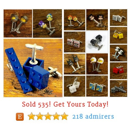 Lego Cufflink's Etsy shop #etsy @framedcreation  #etsy #PromoteEtsy #PictureVideo @SharePicVideo