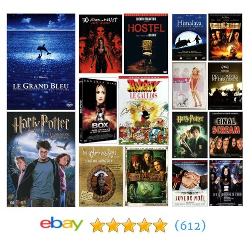 DVD / Blu-ray Produits électroniques, Voitures  @echosonore #ebay  #ebay #PromoteEbay #PictureVideo @SharePicVideo