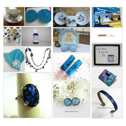 T -Want something blue Bianca BsCozyCottageCrafts Etsy #teamunity #integritytt #etsyspecialt #etsy #PromoteEtsy #PictureVideo @SharePicVideo