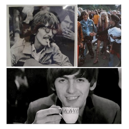 george Harrison and hippy hill #socialselling #PromoteStore #PictureVideo @SharePicVideo