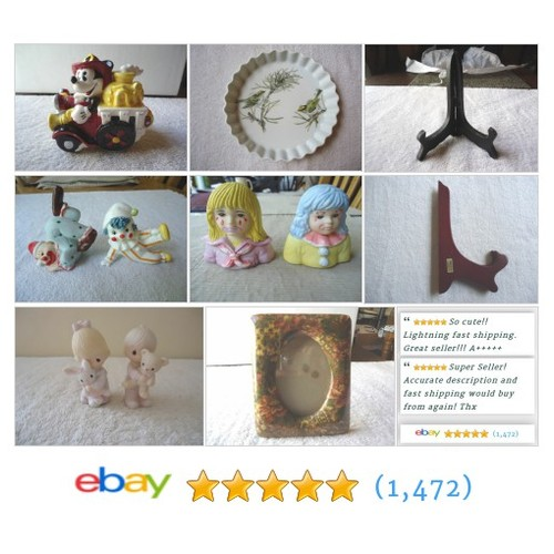 Enesco Items in Foster Web Store ! #Enesco #Collectables #Vintage #ebay #PromoteEbay #PictureVideo @SharePicVideo