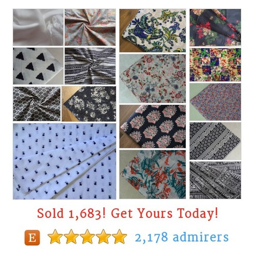 Cotton Fabric Etsy shop #etsy @indian_stores  #etsy #PromoteEtsy #PictureVideo @SharePicVideo