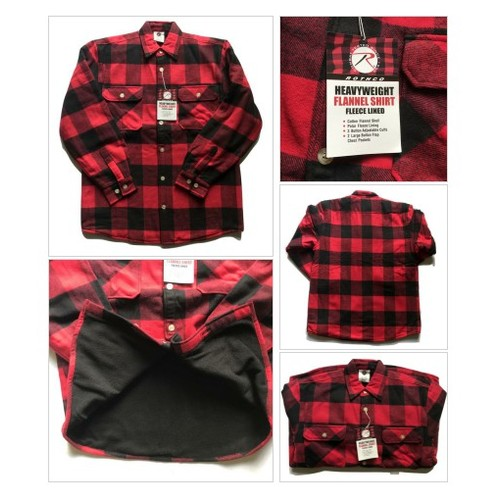 Rothco Fleece Lined Flannel Shirt #socialselling #PromoteStore #PictureVideo @SharePicVideo