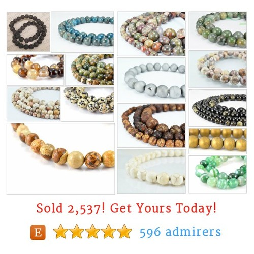 Gemstone Round Beads Etsy shop #gemstoneroundbead #etsy @shenoutebeads  #etsy #PromoteEtsy #PictureVideo @SharePicVideo