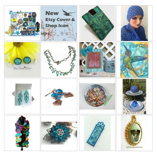 ... Hello There ... #EtsyTeamUnity #artcollage #jewelry #gifts #etsy #homedecor #fashion #socialselling #PromoteStore #PictureVideo @SharePicVideo