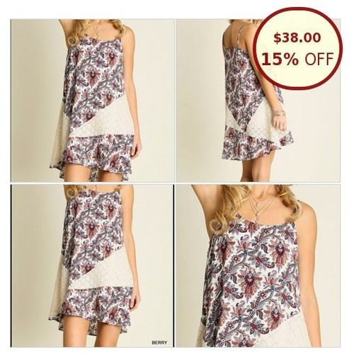 Summer Dress, Spaghetti Strap Dress, Dresses @uptowngirlco https://www.SharePicVideo.com/?ref=PostPicVideoToTwitter-uptowngirlco #socialselling #PromoteStore #PictureVideo @SharePicVideo
