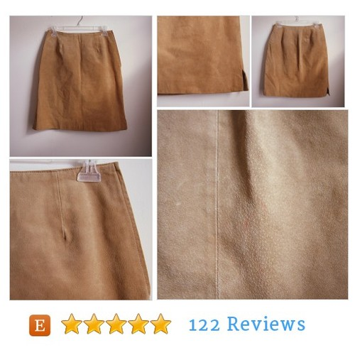 vintage 1990s ladies LEATHER MINI SKIRT. #etsy @ohmyohophelia  #etsy #PromoteEtsy #PictureVideo @SharePicVideo