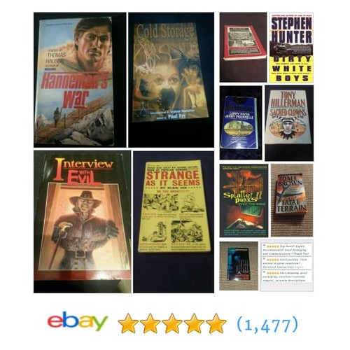 Paperback Books Items in Flapjack's Findings store on @oxamosxo #ebay https://SharePicVideo.com?ref=PostVideoToTwitter-oxamosxo #ebay #PromoteEbay #PictureVideo @SharePicVideo