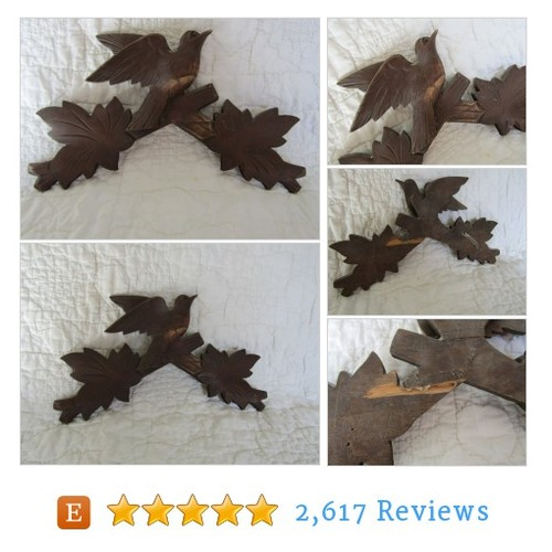 Vintage Wood Carving Great Wall Decor #etsy @rarefinds4u https://www.SharePicVideo.com/?ref=PostPicVideoToTwitter-rarefinds4u #etsy #PromoteEtsy #PictureVideo @SharePicVideo